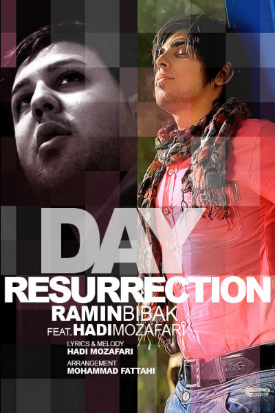 Ramin Bibak Ft.Hadi Mozafari – Resurrection Day