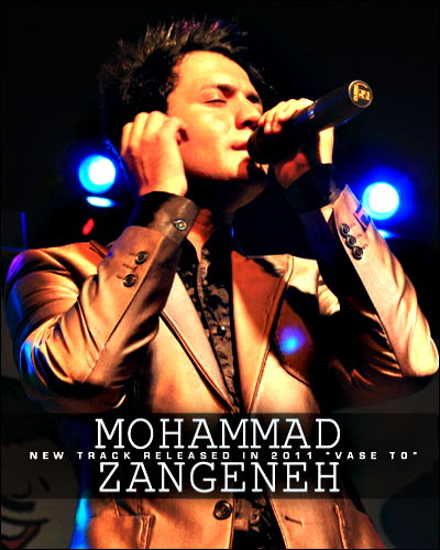 Mohammad Zangene – Vase To