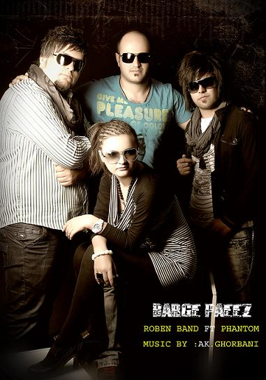 Roben Band Ft Phantom – Barge Paeez