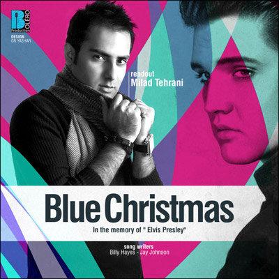 Milad Tehrani – Blue Christmas