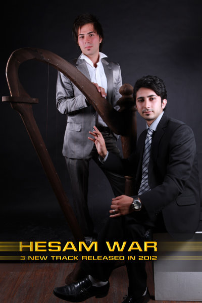 Hesam War – 3 New Tracks