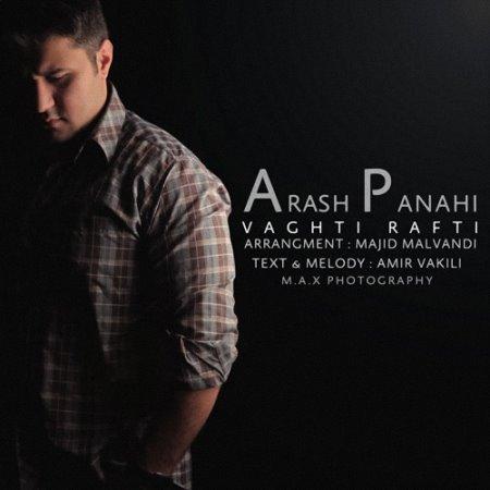 Arash Panahi – Vaghti Mirafti