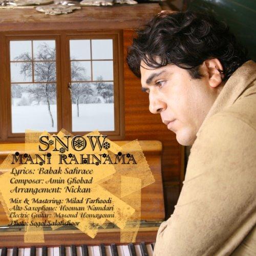 Mani%20Rahnama%20 %20Barf - مانی رهنما به نام برف