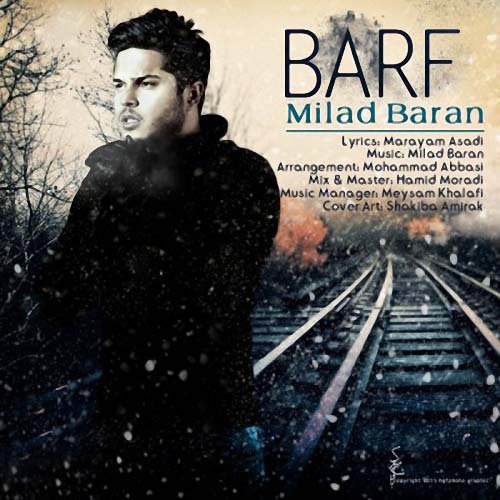 Milad Baran - Barf