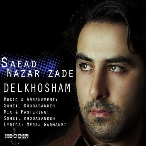 دانلود آهنگ جدید سعید نظرزاده به نام دلخوشم