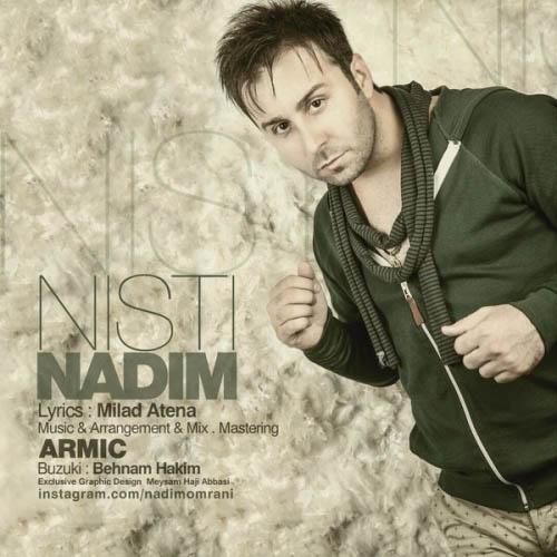 Nadim%20 %20Nisty - دانلود آهنگ جدید ندیم به نام نیستی
