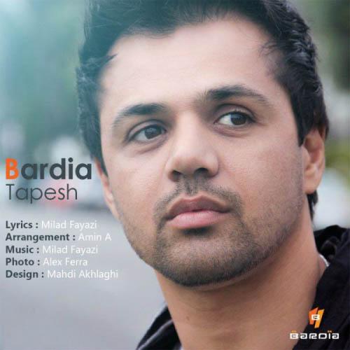 Bardia - دانلود آهنگ جدید بردیا به نام تپش